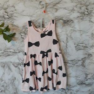 H&M kids pink dress